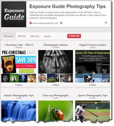 6 Photography-Related Pinners to Follow on Pinterest to Learn, BeInspired