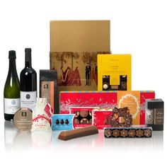 Mmmmmmmmmmmmm  http://www.hotelchocolat.com/uk/shop/christmas/chocolate-christmas-hamper