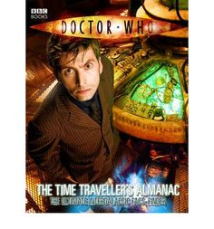 Doctor Who  The Time Traveler s Almanac Hardcover - regularly  28 9247d3c2b