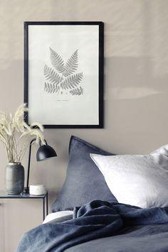Broste Copenhagen is one of Scandinavia's leading interior brands, based in Copenhagen and originates back to 1955 Scandi Bedroom, Trendy Bedroom, Bedroom Decor, Bedroom Hacks, Bedroom Lighting, Bedroom Wall, Decoration Chic, Pastel Room, Broste Copenhagen