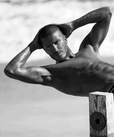 Beckham . . . awwwh