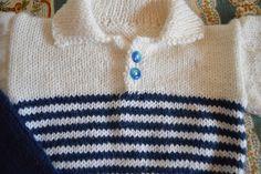 Il mio Mondo: Per la primavera: due maglioncini neonato +calzonc...