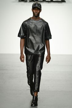KTZ Spring 2018 Menswear Fashion Show Collection