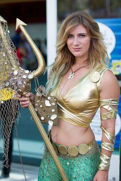 Mera (Aquaman) | San Diego Comic Con 2014