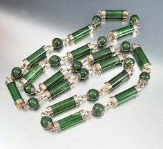 RP: Chinese Jade Necklace