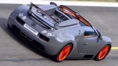 Bugatti Veyron: a pure beauty.