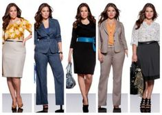 Plus Size Wear to Work Options