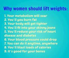 #realwomenliftweights