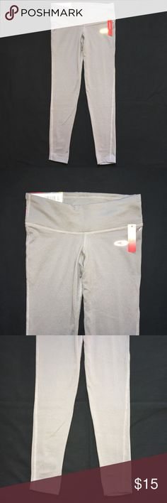 NWT Champion Gray & Pink Athletic Legging S (6-6X) NWT Champion Athletic Legging.   Size Small (6-6X).  Light gray & neon pink.  Perfect for your little dancer, gymnast or athlete.  Brand New;  Tags Attached.  Sell Only;  No Trades.  Bundle & save!!  Thanks!! Champion Bottoms Leggings