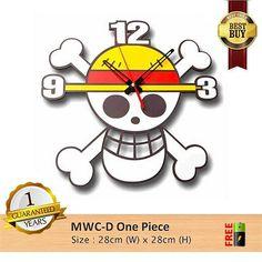 Jam Dinding MWC-D One Piece Spesifikasinya: 1. Mesin Seiko Quartz Sweep Movement yang artinya mesinnya tidak berbunyi sedikit pun (1-Year Warranty) 2. Material: Kayu pilihan berkualitas tinggi Akrilik dan ABS yang Ramah Lingkungan 3. Kelengkapan: Installation Kit Packaging Kayu Box yang Lux dan Mewah 4. Handmade Item 5. Free Battery  Harga:  Rp. 240.000  Berat: 2 Kg  Pengiriman via Jne Reguler  Utk Order  & Pertanyaan  add: Pin : 57523129 Whatsapp / sms : 0838 99777 087 Snapchat…