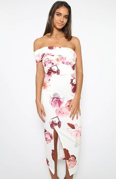 Affection Dress - Floral | New Arrivals | Peppermayo