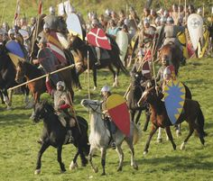 1066 and All That - Start the Norman Conquest 950 Anniversary Trail: Join Us on the Norman Conquest Trail