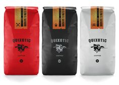 Quixotic Coffee thedieline.com