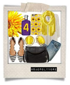 """""""Thursday (4/8/2016)"""" by saopolyvore ❤ liked on Polyvore featuring Polaroid, Mint Velvet, Love Quotes Scarves, Ralph Lauren, The Sak, Casetify and Kate Spade"""