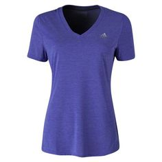 adidas Womens Ultimate V-Neck T-Shirt