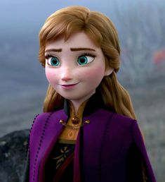Support for the lovely Anna ❤️ - High-res wallpaper - Frozen Princess Anna Frozen, Ana Frozen, Frozen Film, Frozen Elsa And Anna, Princess Cakes, Anna Disney, Disney Frozen, Disney Art, Frozen Pictures