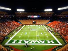University of Hawai'i at Manoa - Warrior Football