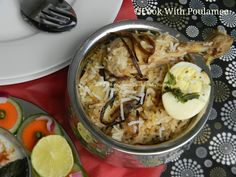 Chicken Handi Biriyani