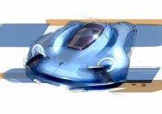 JNKDESIGNWORKS: Porsche concept development