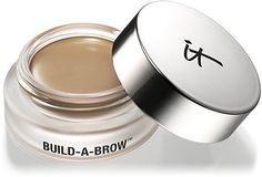 Pin for Later: 90+ Products to Give You the Best Eyebrows of Your Life It Cosmetics Build-A-Brow Waterproof 5-In-1 Micro-Fiber Creme Stain It Cosmetics Build-A-Brow Waterproof 5-In-1 Micro-Fiber Creme Stain ($24)