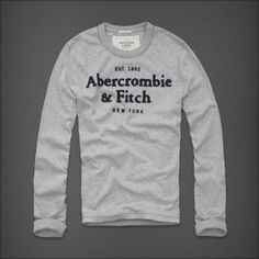 Mens Abercrombie Fitch Long T-shirt 256 [AbercrombieFitch 0897] - $36.99 : , Cheap Abercrombie Fitch store online