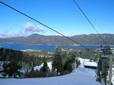 Snow Summit Big Bear Beautiful Places Pinterest Big