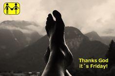 Thanks God it´s Friday!
