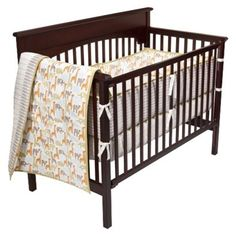 DwellStudio® for Target® Menagerie 3pc Baby Bedding Set (no longer sold, but check on eBay)