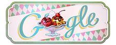 Aniversário do gelado Sundae