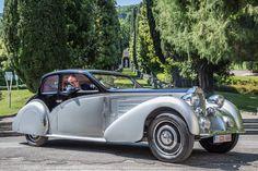 1937 Bugatti Type 57 Coach Gangloff