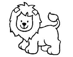 Dibujo para colorear de oso pardo  Dibujos para colorear de los
