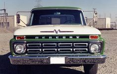1964 Mercury Truck  Canadian