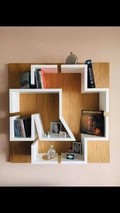 Rammstein shelves in 2020 Ideas Fuertes, Solid Wood Tv Stand, Picture Shelves, Till Lindemann, Flat Panel Tv, Bedroom Layouts, Easy Home Decor, Sticker Shop, Open Shelving