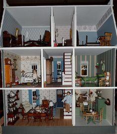 RGT Georgian Dollhouse