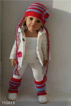 Одежда на кукол Gotz, рост 48-50 см. / Одежда для кукол / Шопик. Продать купить куклу / Бэйбики. Куклы фото. Одежда для кукол