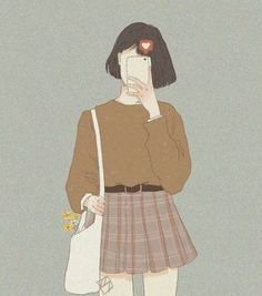 ~Open Request~ (Langsung komen) ❤❤❤❤❤❤ Bingung nyari Wallpaper hp at… # Random # amreading # books # wattpad Art Drawings Beautiful, Cute Drawings, Cute Girl Drawing, Cute Cartoon Wallpapers, Animes Wallpapers, Tmblr Girl, Korean Art, Cartoon Art Styles, Anime Art Girl