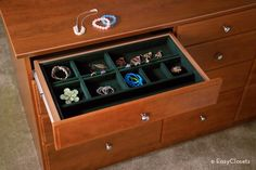 3 Easy Solutions for Jewelry Organization | EasyClosets