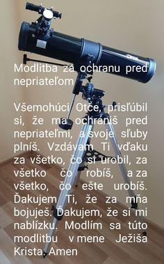 Telescope, God, Dios, Praise God, The Lord