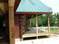 Oak Cabin Kit Schutt Log Homes And Mill Works Log Cabins