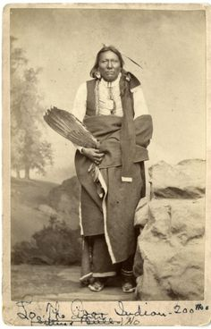 White Eagle, the Ponca headman