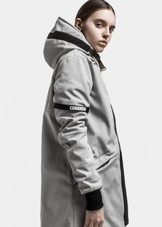 Raincoats For Women Products Refferal: 8549598939 Knit Fashion, Sport Fashion, Fashion Wear, Cyberpunk Mode, Cyberpunk Fashion, Raincoats For Women, Outerwear Women, Jackets For Women, Neue Outfits