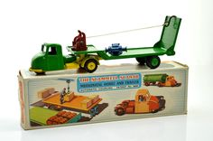 CRESCENT TOYS 1274 SCAMMELL SCARAB & LOW LOADER in Toys & Games, Diecast & Vehicles, Cars, Trucks & Vans | eBay!