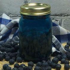Blueberry Cobbler MOONSHINE!