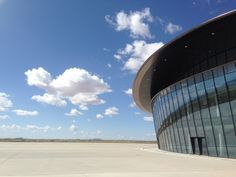 Spaceport America: The world's first commercial spaceport is sitting around waiting for cosmic action   Atlas Obscura