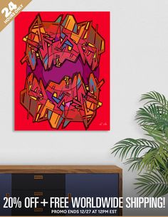 Discover «eska bright», Limited Edition Canvas Print by Sa - From $59 - Curioos
