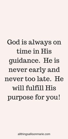 best god s timing images gods timing christian quotes