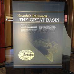 Entry Panel Great Basin, Nevada State, Carson City, Museum, Social Media, Instagram, Social Networks, Museums, Social Media Tips