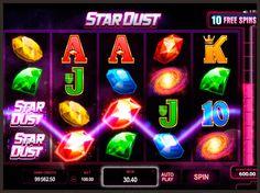 Игровые автоматы с быстрым выводом денег Star Dust.  Игровой автомат Star Dust от компании Microgaming посвящен космической тематике. Здесь вас ждут простые и понятные игровые правила, дающие возможность выгодно играть на реальные деньги с выводом.