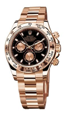 Rolex Rose Gold Daytona 116505 Everose Box and Papers Mint $ 26,362