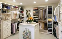 Modern closets are attractive and functional, adding beauty and comfort to everyday life and creating stylish, large, and small homes